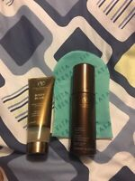 Makeup and tanning products