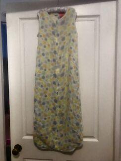 Wanted: Plum Muslin Sleeping Bag - Size 18 to 36 months