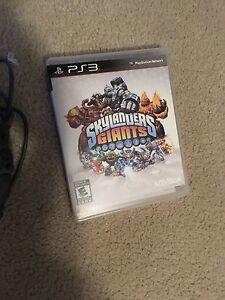 Skylander giants for PS3