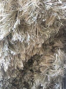 Elte shag rug. Tibetan Pauly shore sand 8 by 10