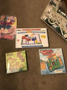Kids Toys and Games New in Box