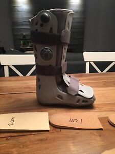 Botte Orthopedique Aircast