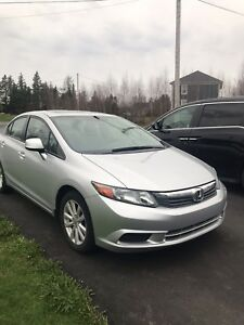 Honda Civic EX! LOW KMS! + WARRANTY