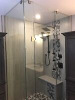10% Off all Glass SHowers call 705 434 1902