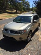 2008 Mitsubishi Outlander Auto Rego till end May Coffs Harbour Coffs Harbour City Preview