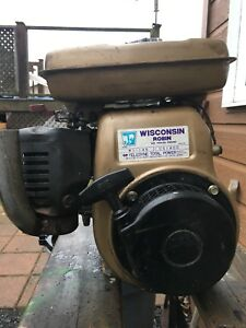 Moteur 5hp robin shaft 3/4po
