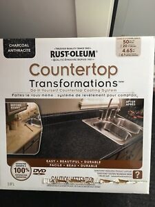 Rust-Oleum Countertop Transformation kit