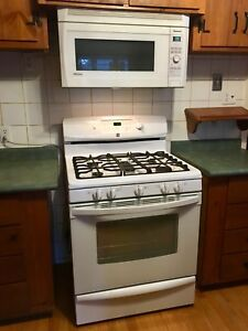 All 4 Kitchen appliances (Fridge, Gas Stove, Dishwasher & range)