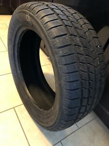 "FOUR PIRELLI ""210 SNOWSPORT"" WINTER TIRES"