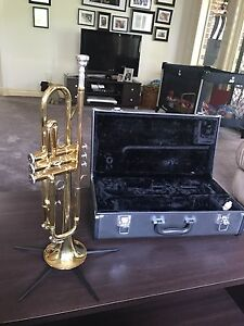 Yamaha trumpet Berwick Casey Area Preview