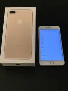 Unlocked iPhone 7 Plus 256gb