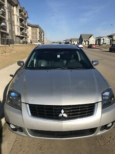 2009 Mitsubishi Galant Ralliart  Price reduced OBO