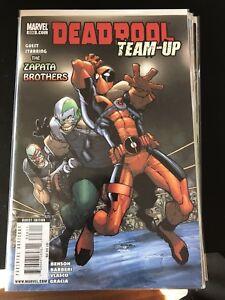 Deadpool team-up lot