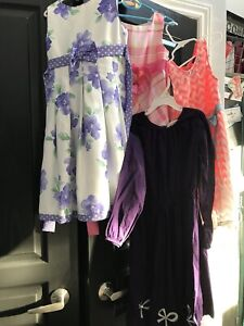 Girls Spring & Summer Dresses, size 6