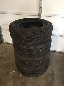 MICHELIN LTX AT2 TIRES