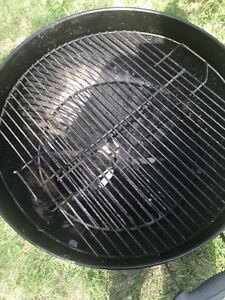 Weber 22.5 inch charcoal grill