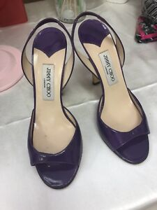 Authentic Jimmy Choo shoes, size 38/2.