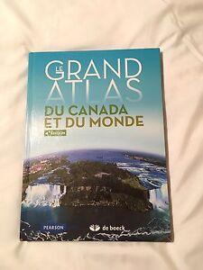 Grand Atlas 6e édition 45$
