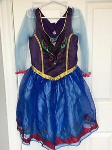 Elsa and Anna dresses $15 each