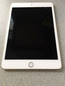 iPad mini air 16g White/Gold