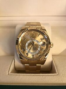 Rolex YG Skydweller Norwood Norwood Area Preview