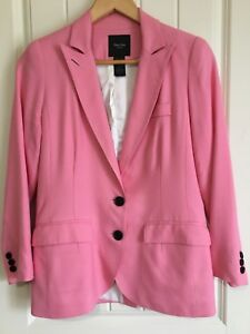 Smythe Blazers, leather jacket, Rebecca Taylor dresses