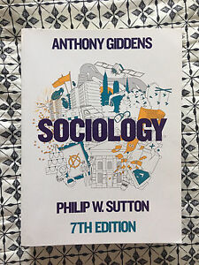 Sociology - Anthony Giddens, 7th Edition Helensvale Gold Coast North Preview