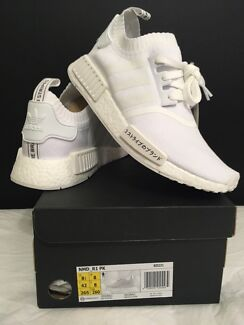 Adidas NMD R1 PK Japan Boost Triple White