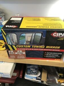 Towing mirror kit