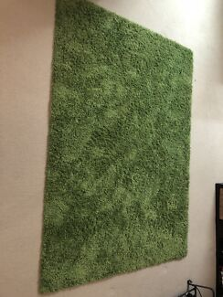 Ikea Alhede high pile rug | Rugs