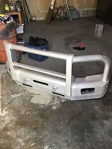 herd bumpers for a 2010 dodge cummins. 1500 $each obo