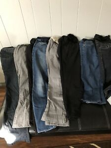 Maternity pants lot