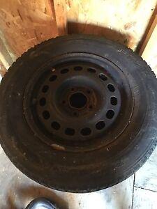 Rims avec pneus