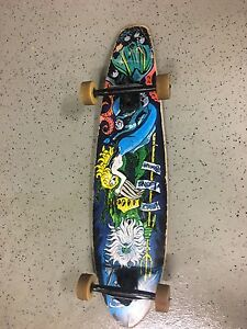 Ripstick and longboard for sale!!