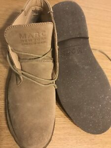 Marc New Year Swedish men shoes for winter size 9.5