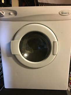 Simpson clothes dryer working condition