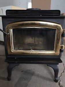 Regency Wood Stove Model 1100S