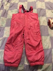 Old Navy snow pants size 3T