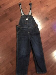 5T sparkly overalls