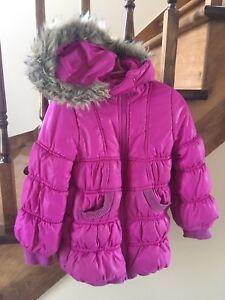 Manteau hiver 4ans
