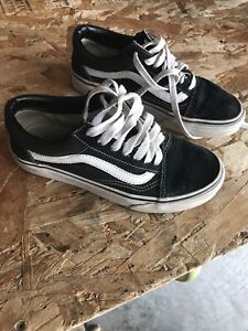 Kids Vans Runners size 4.5