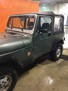 92 jeep yj for sale