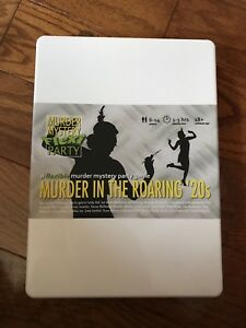 Murder Mystery Party Game - Roaring 20s