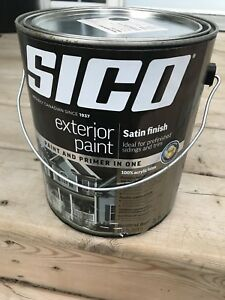Full 3.5L can of paint - unopened