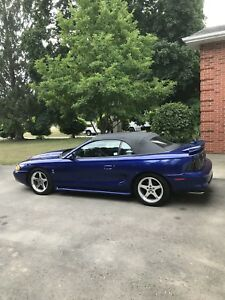 95 Mustang Gt 5.0 auto
