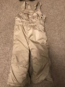 Gap toddler girl snowsuit