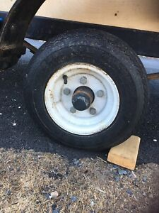 2 utility trailer tires for sale