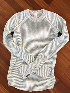 Ivivva knit sweater, size 14
