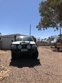2010 Toyota SR HiLux Stirling North Port Augusta City Preview