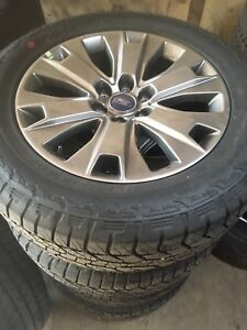 """Ford F-150 package.  New.  20""""."""